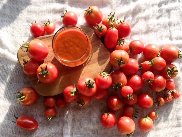 thermomix tomato sauce slice of health. Black Bedroom Furniture Sets. Home Design Ideas